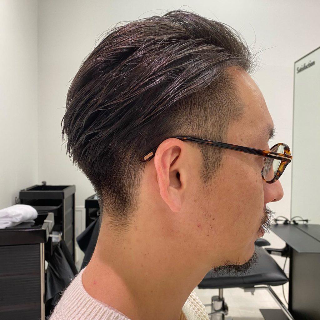 髪型 薄毛 メンズ 代 40